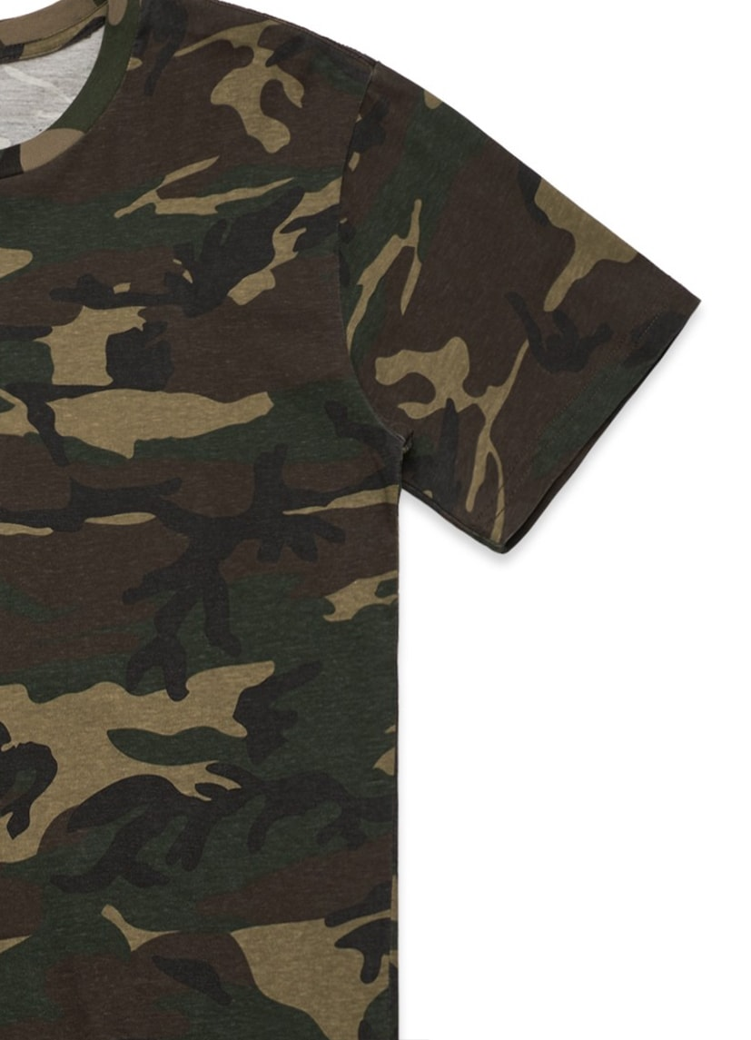 AS Colour Staple Camo Tees