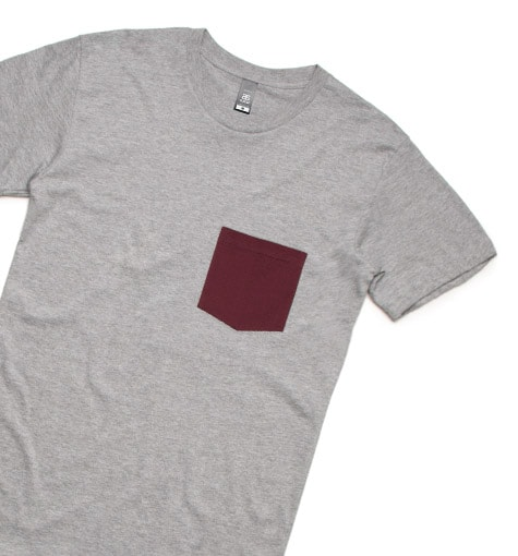 Pocket T-Shirt Printing NZ