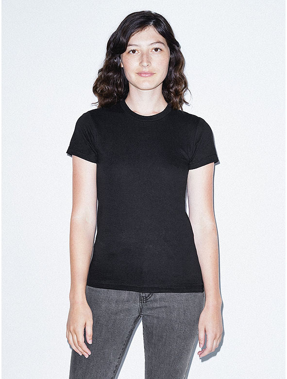 American Apparel Ladies T Shirts NZ
