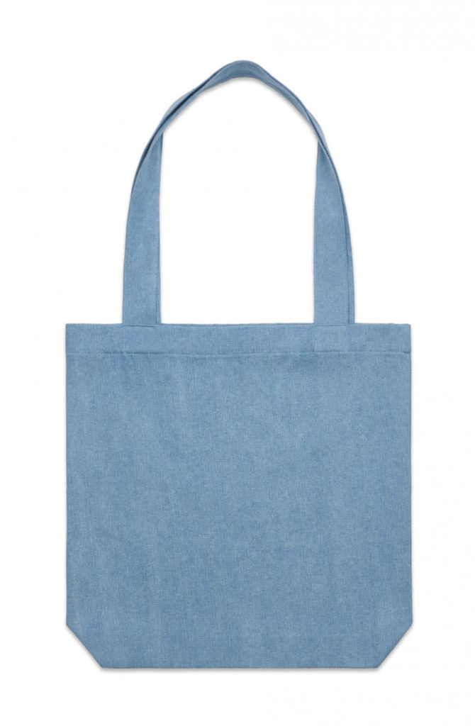 Denim Tote Bag Printing
