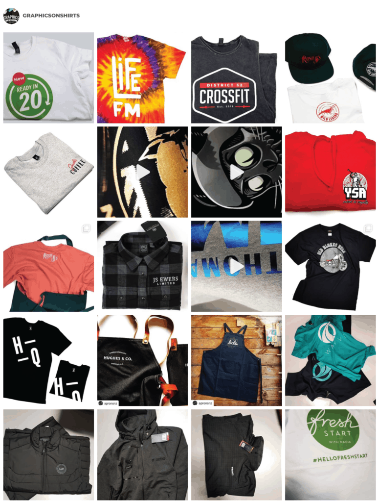 graphicsonshirts instaimages