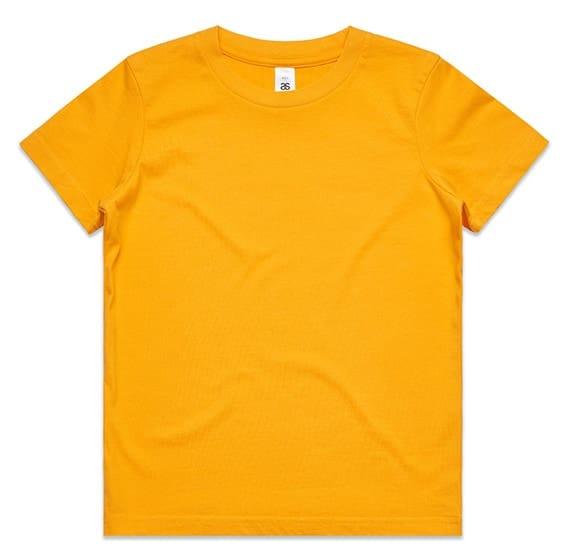 AS Colour Kids T Shirt Printing