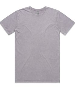 5040 STONE WASH STAPLE TEE ORCHID STONE 34333.1586246127