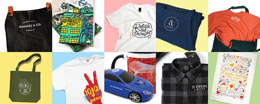 Graphics on Shirts Tea Towels Bags and Promo Printing 1024x411 1
