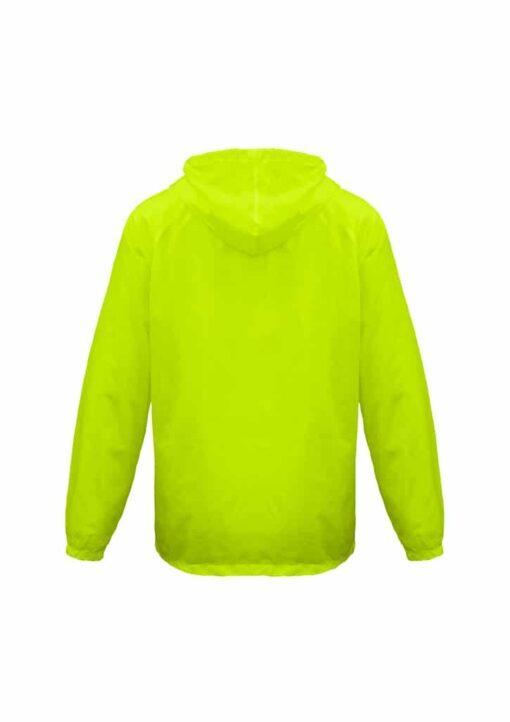 J123ML Fluoro Lime Back NVYfWzj
