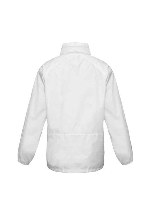 J833 White White Back